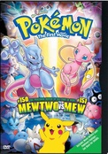 Pokemon: The First Movie - Mewtwo Strikes Back