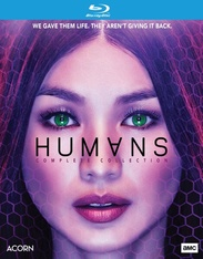 Humans: The Complete Collection