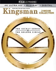Kingsman 2-Movie Collection