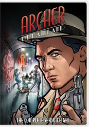 Archer: The Complete Season Eight