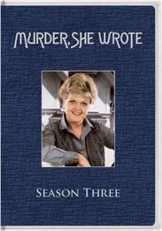 Murder, She Wrote: The Complete Third Season