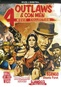 Outlaws and Con Men: 4-Film Collection